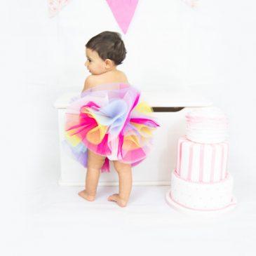 Fotos del primer cumpleaños