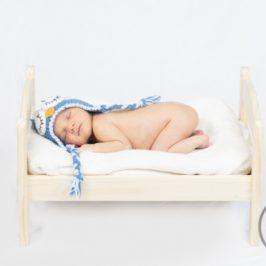 Fotos de recién nacido: Diego (10 días)