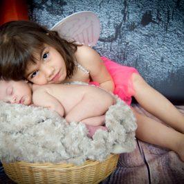 Across my universe: sesión de fotos a la pequeña Sira