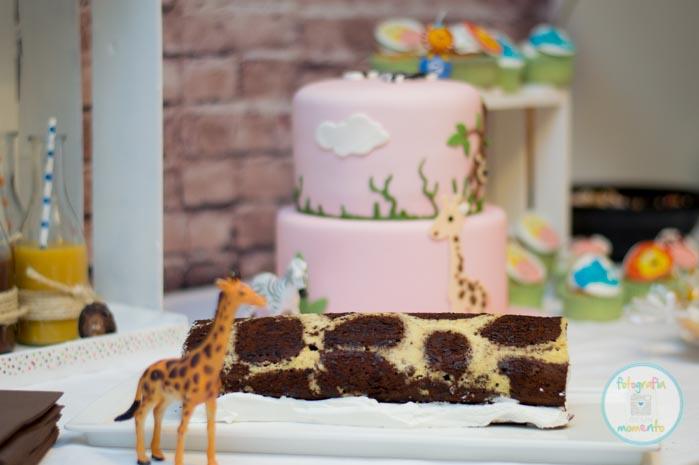 tartas cumpleaños animales