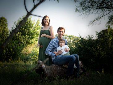 fotos familia embarazada