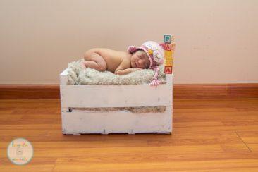Paula tres - recién nacida