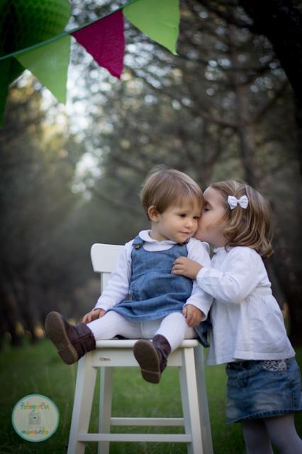 Secretos entre niños