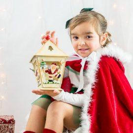 Fotos de navidad de niños – Estudio de fotos