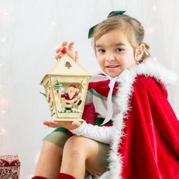 Foto de navidad de niños