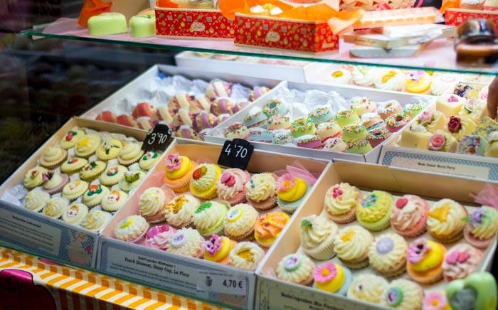 Dulces en el Mercado de San Miguel