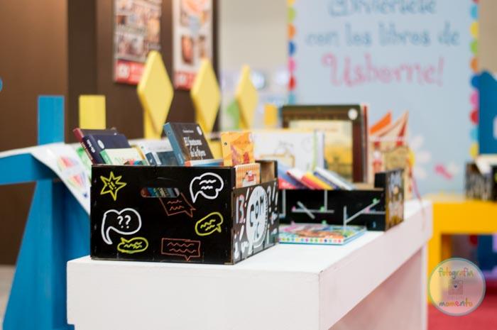 Las cajas de libros de Leotecas hechas con cajas de fruta