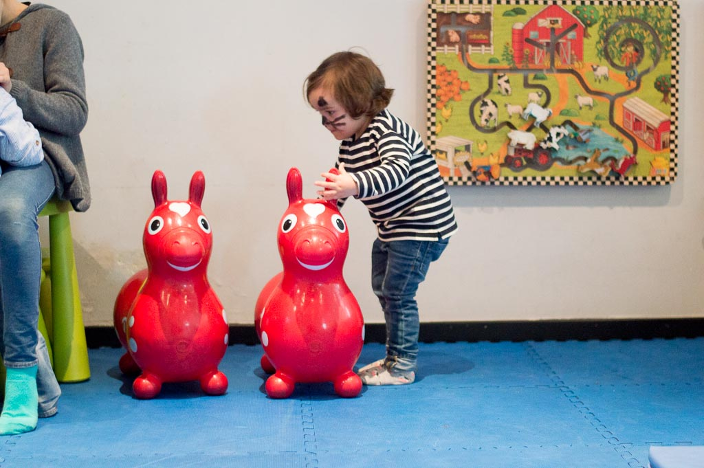 Juegos zona infantil La Burguesita