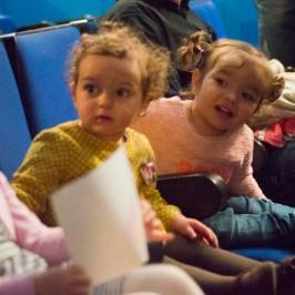 Al teatro con los peques: sala Gurdulú