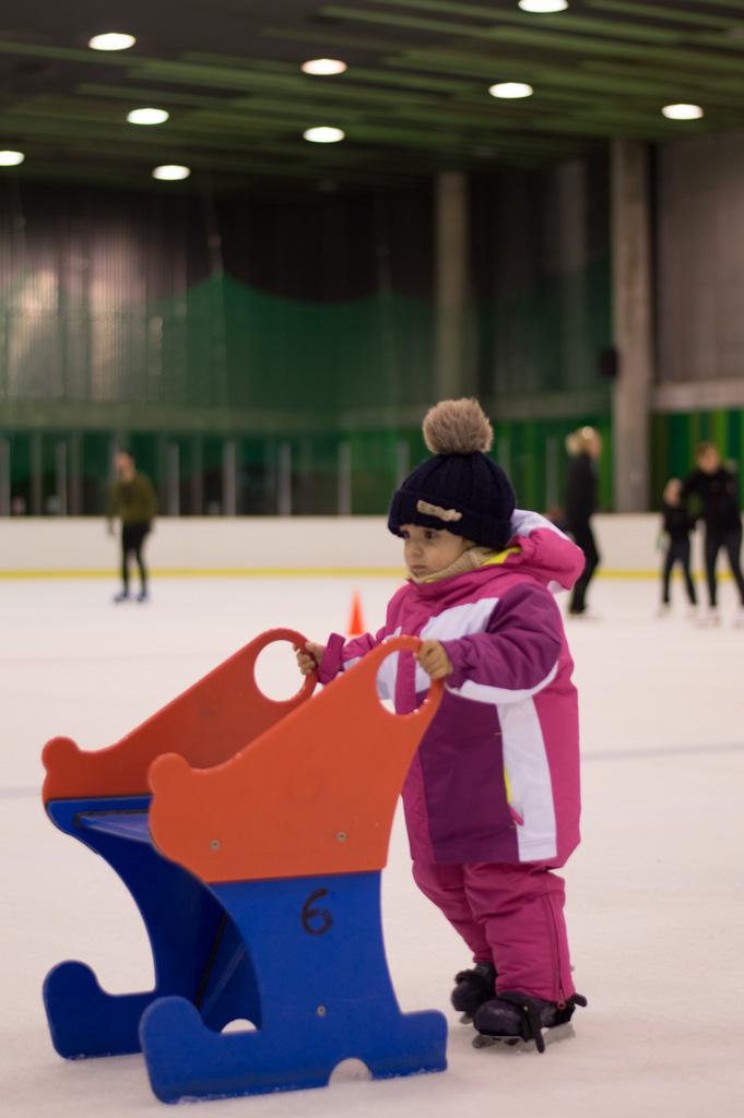 trineos para patinar