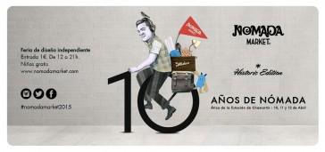 Nomada Market cumple 10 años y lo celebra con su Historic Edition
