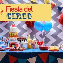 Un cumpleaños de circo