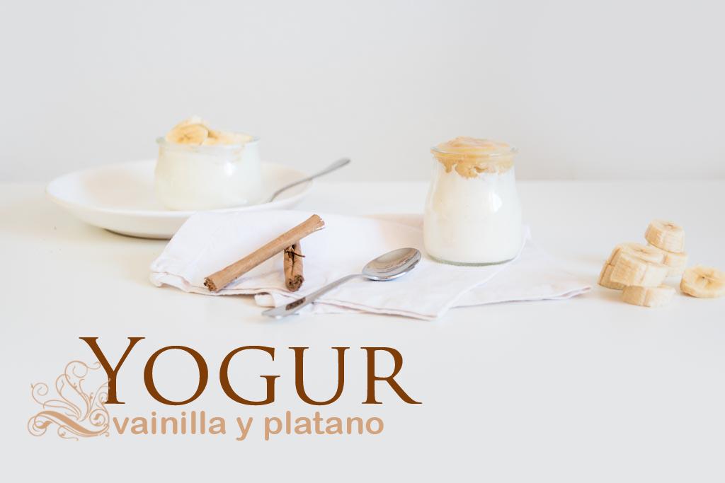 receta yogur