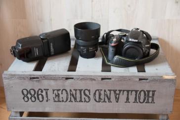 Un equipo fotográfico básico para familias