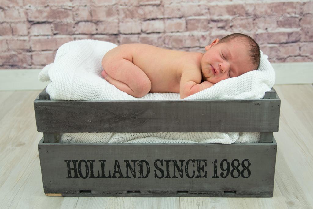 Sesión de fotos New Born