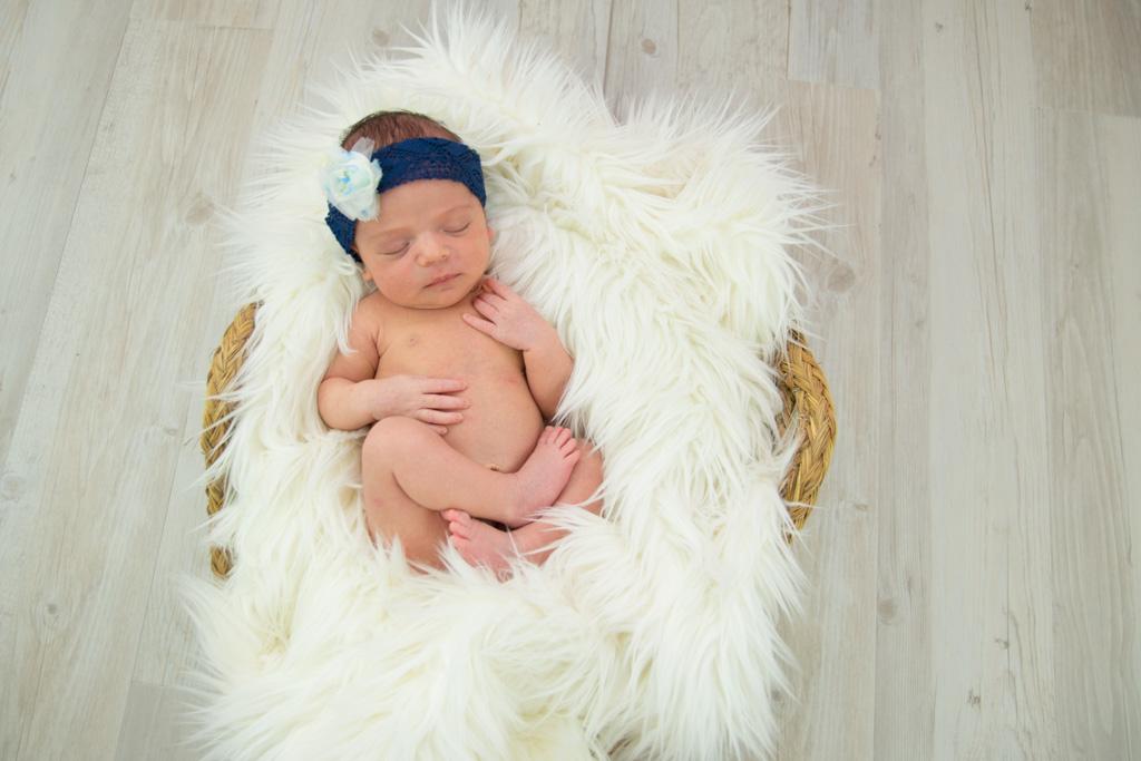Foto de recién nacido