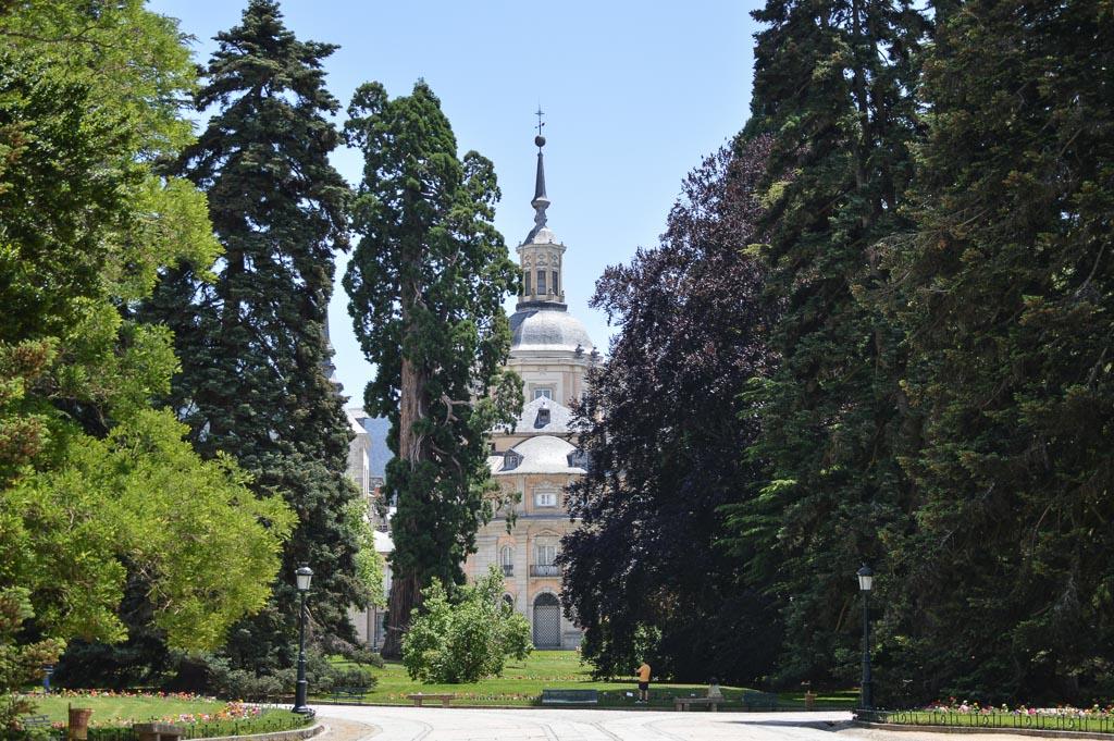 El Palacio Real de La Granja de San Idelfonso