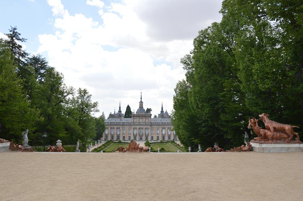 Jardines del Palacio de La Granja de San Idelfonso