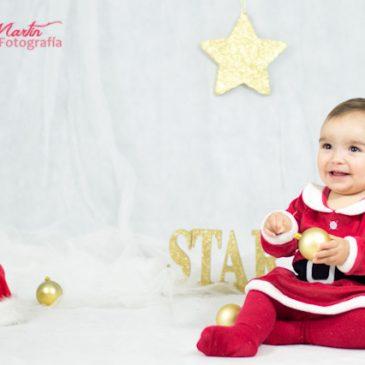 disfraz de navidad para bebe