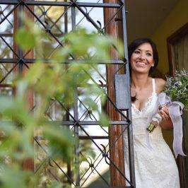 Una boda campestre llena de detalles
