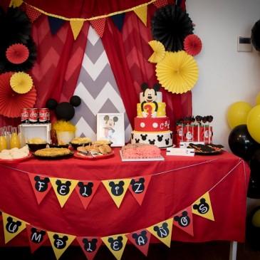Nuestro cumpleaños de Mickey