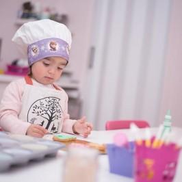 Curso de decoración de galletas para niños: talleres de navidad