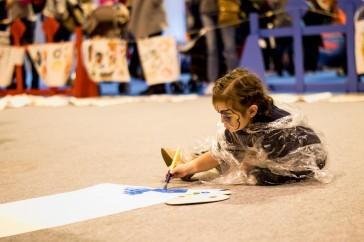 Juvenalia 2015, una feria de ocio educativo para niños