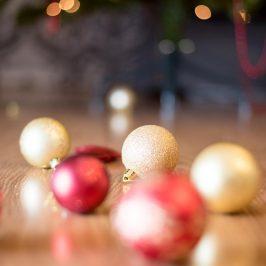Prepara tu propia sesión de fotos de navidad