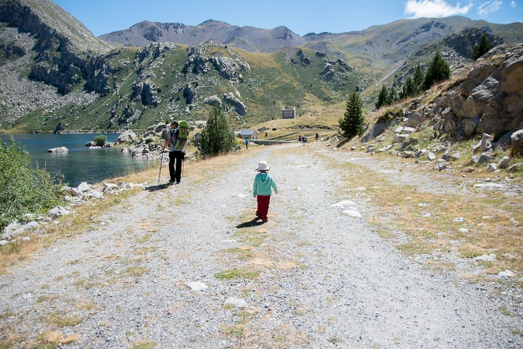 Estany Gento, en el Pirineo Catalan