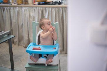Nuestra experiencia aplicando baby led weaning