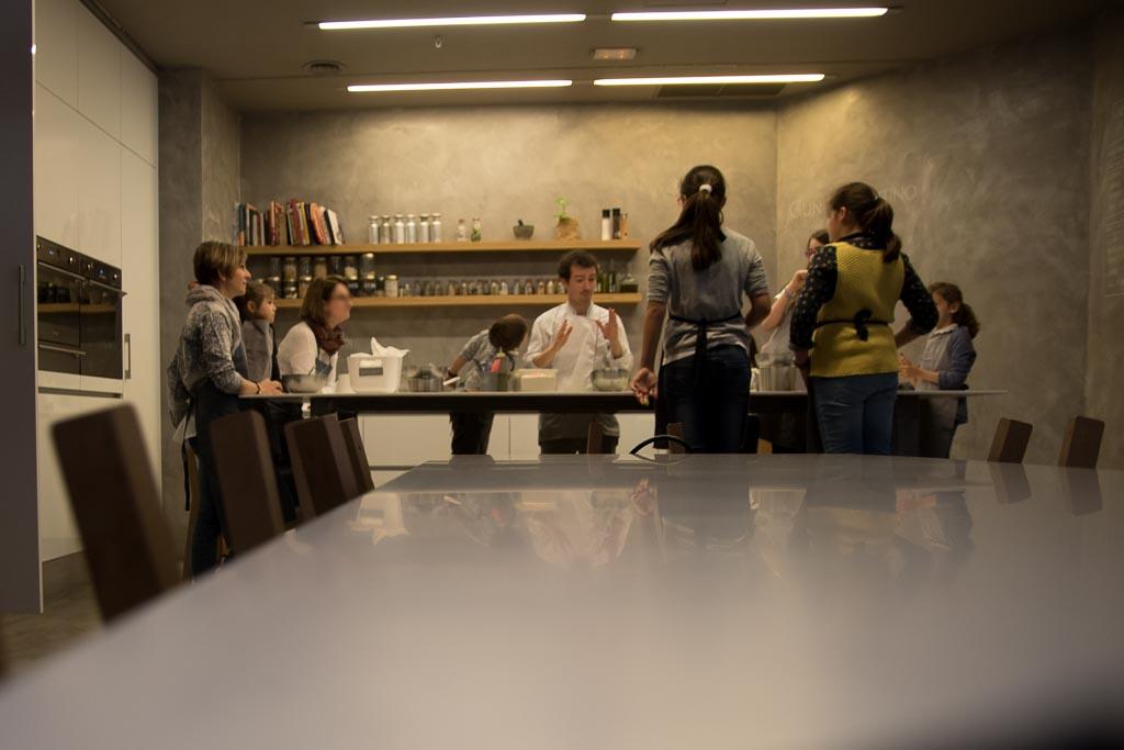 Escuela - taller de cocina