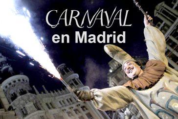 Los mejores planes para disfrutar del Carnaval en Madrid