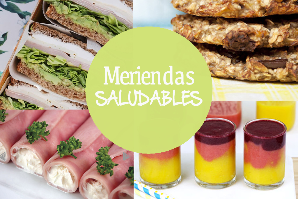 MERIENDAS SALUDABLES