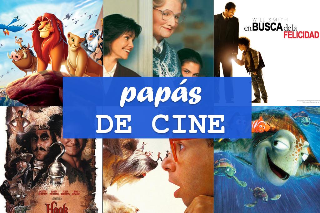 PAPAS EN EL CINE INFANTIL