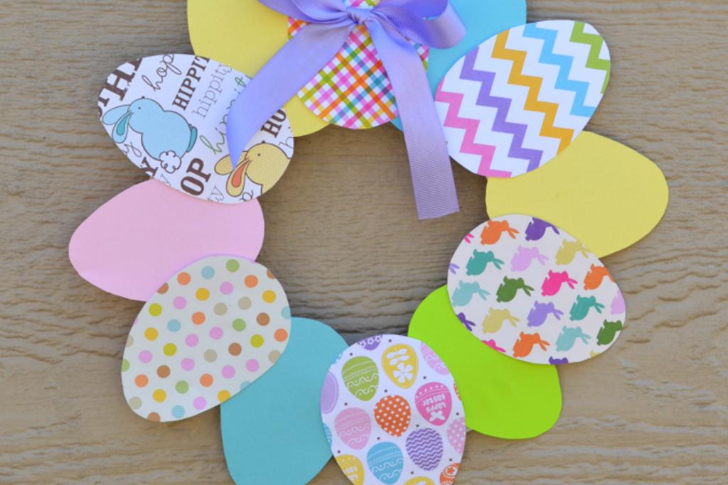 Ideas para la pascua huevos decorados manualidades ideas - Manualidades pequeocio ...