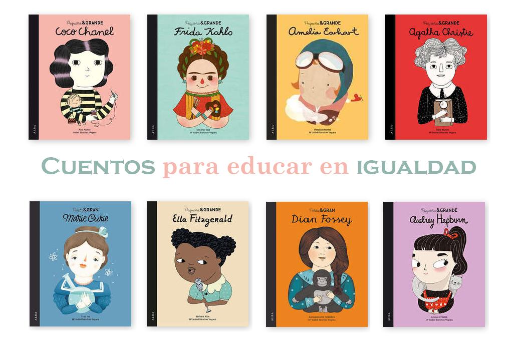 cuentos para educar en igualdad