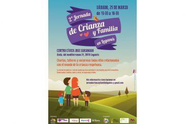 Talleres y charlas de crianza en Leganés