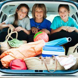 6 juegos para viajes con niños en coche