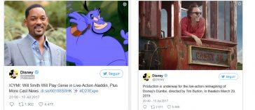 Las nuevas películas Disney: los clásico protagonizados por personajes reales
