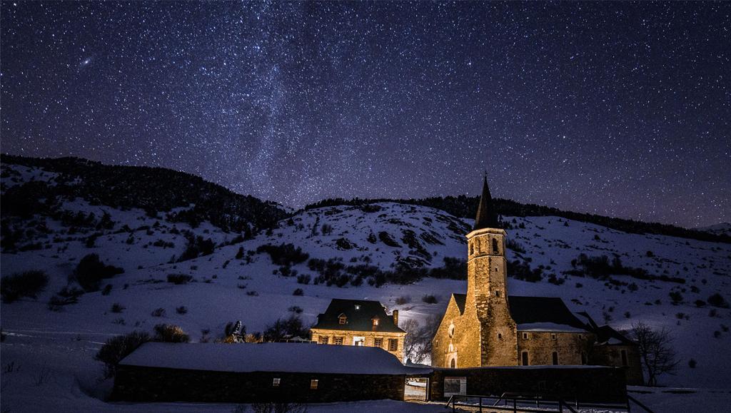 monasterrio de Montgarri