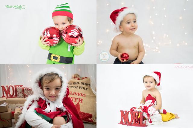 Fotos de navidad con fondo blanco