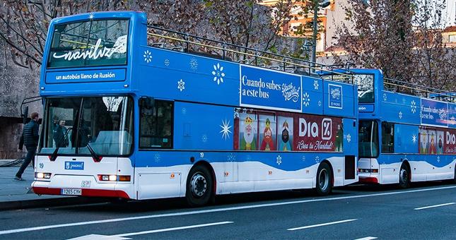 Autobús Naviluz