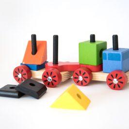 Juguetes de madera: la mejor opción para los niños