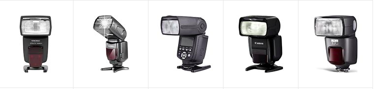 flash externo para cámara reflex