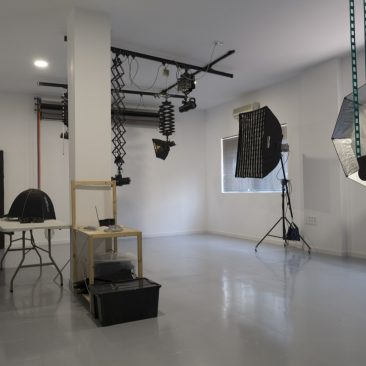 Estudio de fotografía familiar