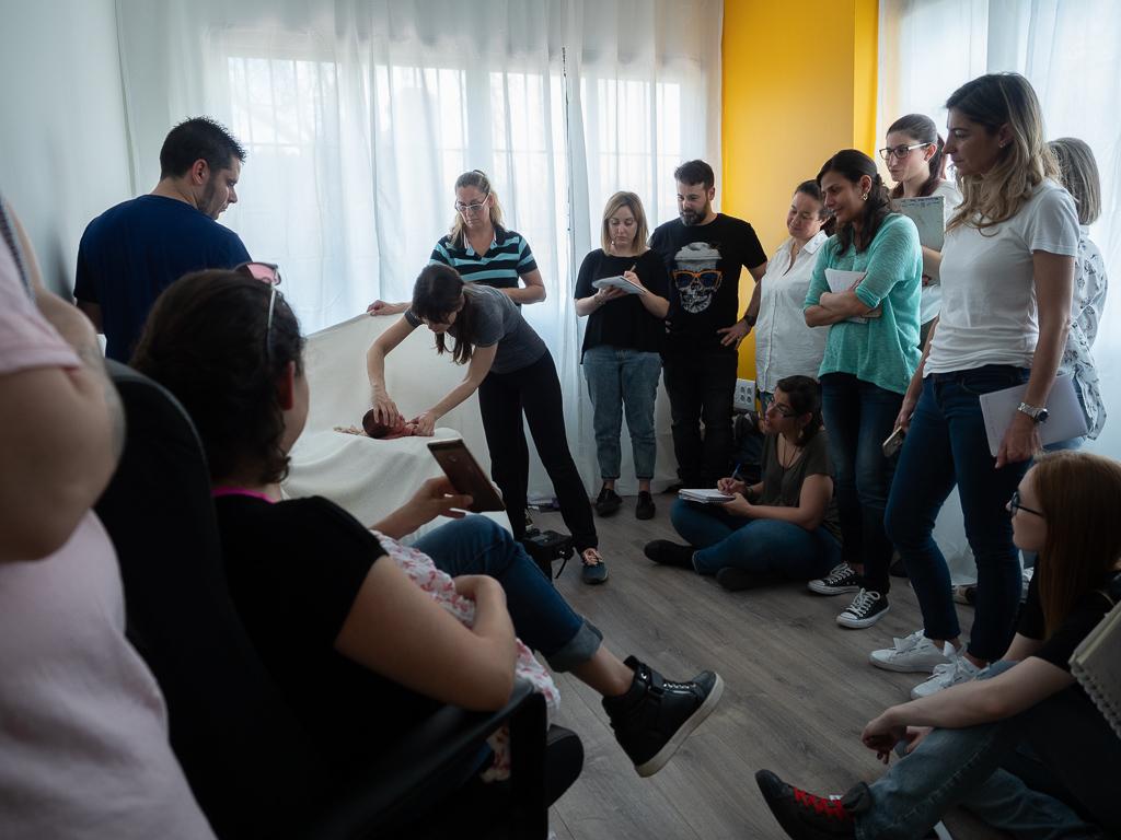 Workshop en Imagenia