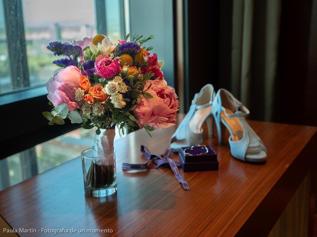 Fotos de detalles en boda