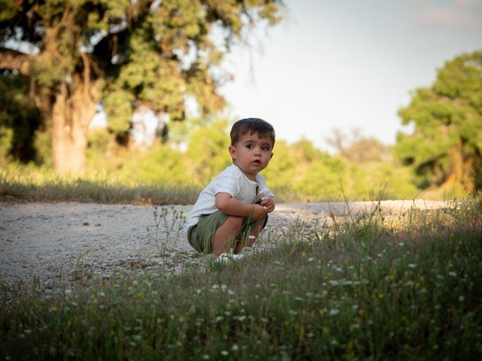 foto niños exterior