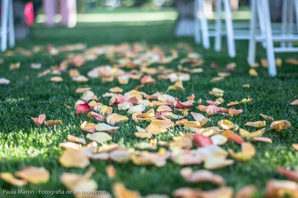 fotos detalle de la boda