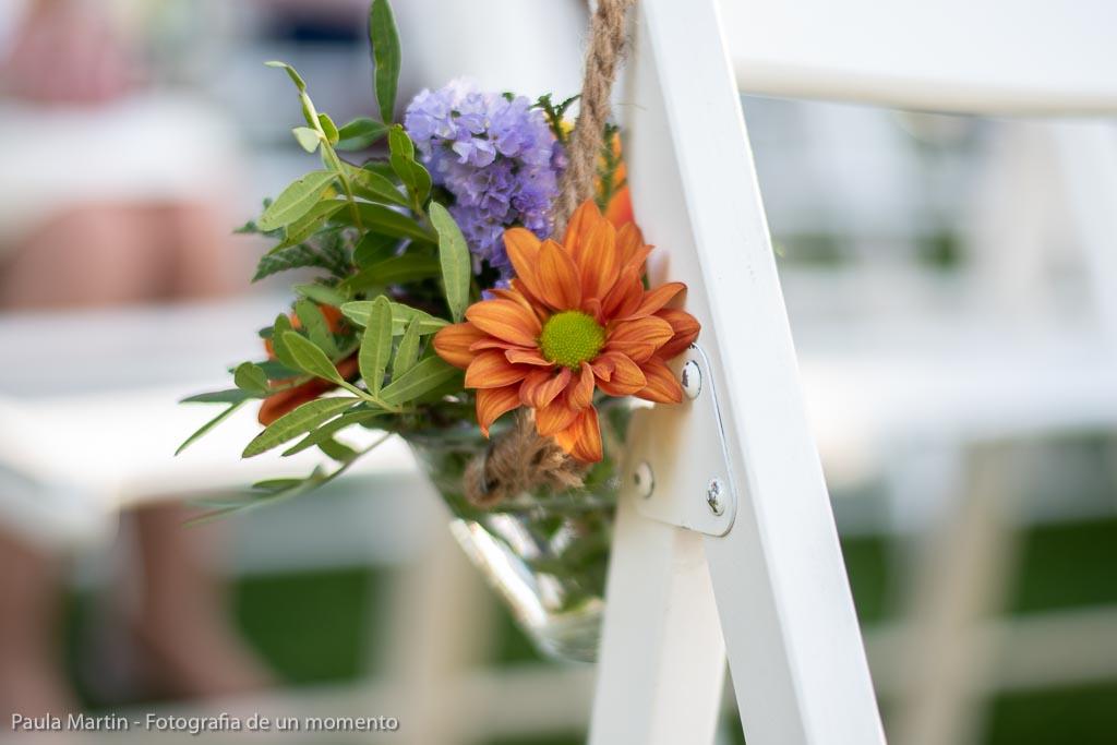 foto detalles celebración boda